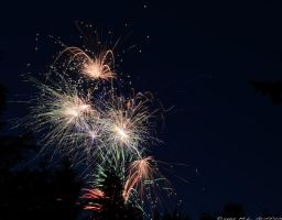 Fireworks 05 by M-L-Griffith