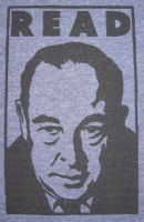 C.S. Lewis by free-slave
