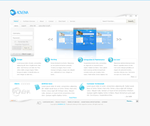 Advenaco website by voigrafic