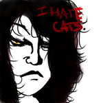 I Hate Cats. by rise2theoccasion