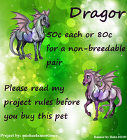Project Banner for michaelamortimer - Ovipets by starscreamfan10100