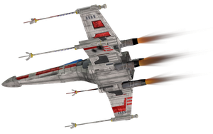 X Wing 2,9 by Cyborgerotica