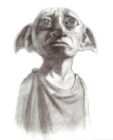 Dobby last moments by Baka-lisy