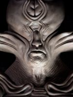 Alien God Clos Up by barbelith2000ad