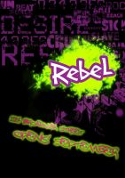 Rebel Poster by Dizzy-Cat