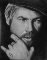 James Coburn by drEminens