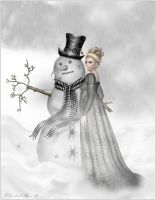 :: My Sweet Snowman :: by christel-b