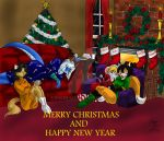 Merry Christmas! by Roger-Lee