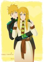 ::Happy Valentine's:: by Eien-no-hime