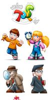 We Love Toys by antonist