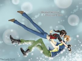 I Won't Forget You by MidoriLied