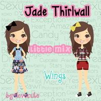 jade thirlwall by IloveCute1220