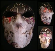 Jack of Blades Mask by n8s