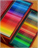 Faber-Castell I HDR by ByteStudio