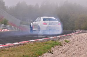 M5 Ring Taxi Drift by Pistonspy