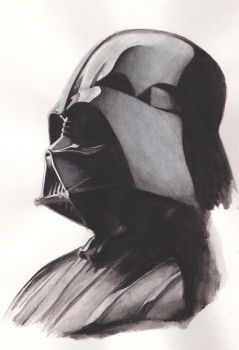 Darth Vader by WEAPONIX