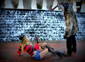 Fem Freddy Krueger: Can't We Talk About This? by HarleyTheSirenxoxo