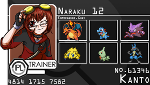 Trainer card by Naraku12