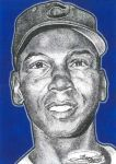 Ernie Banks by machinehead11