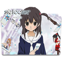 Selector Spread WIXOSS Icon by mikorin-chan