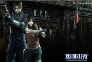 resident evil darkside by biohazardcba