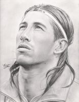 Sergio Ramos by LatinPrincess17