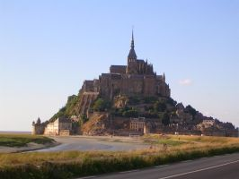 Le mount SAINT MICHEL day by charlieest