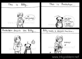 billy by mikurose
