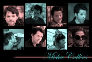 Misha Collins Wallpaper 1 by raefalcon