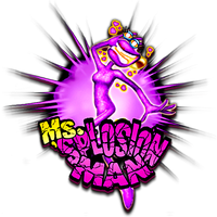 Ms. Splosion Man v2 by POOTERMAN