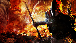 Deathstroke Wallpaper v1 by KaasyAsche