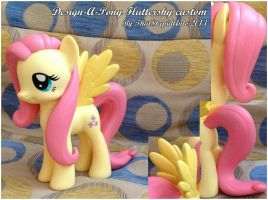 Design-A-Pony Fluttershy custom by Antych