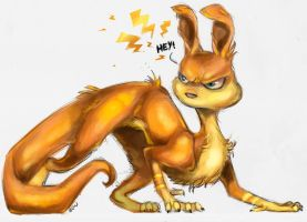 Daxter by ShadowCorvus