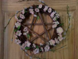 Ostara Wreath by Anariel-Erestor