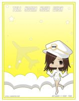 Tell Yoona your wish by xcry