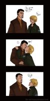 SG-1 - The Kiss by the-evil-legacy