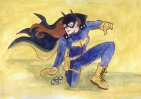 The New Batgirl by photon-nmo