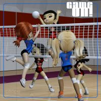 Game On! by Ptrope