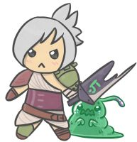 Angry Angry Riven by NIELSPETERDEJONG