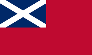 Proposed Confederate Flag #7 by Alternateflags
