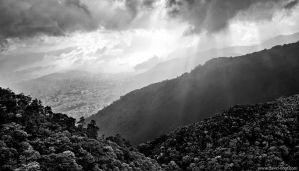 Caracas View by DavidVogt