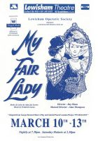 My Fair Lady Poster by legley