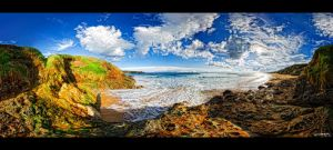 Slimy Rocks of Woolamai by WiDoWm4k3r