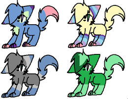 Adopts by BlossomTehKat