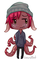 Tentacle Chib by LizardBat