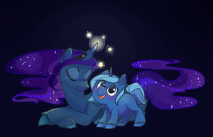 Starry night by lisitis