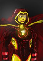 DSC 173 Hourman III by robthesentinel