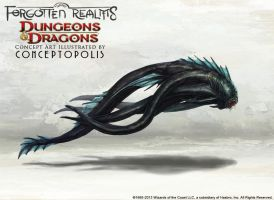 Aboleth (Monster) by Conceptopolis