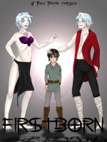 FirstBorn - Comic Concept by Syke-ko