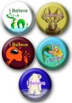 I Believe buttons by e-tahn